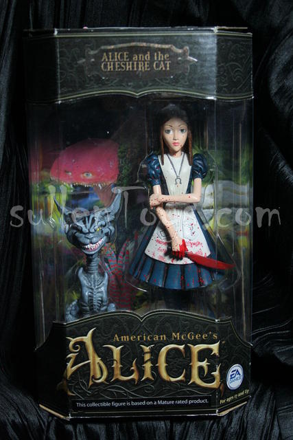 Bloody Alice Set (2)