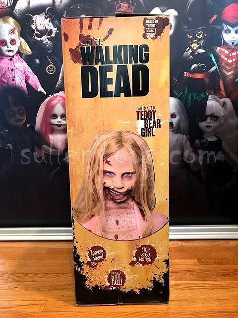 Walking Dead Teddy Bear Girl (3)