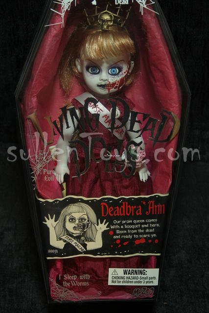 Living Dead Dolls, Series 2, Deadbra Ann