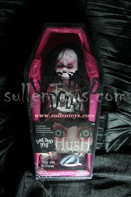 Living Dead Dolls, Series 6, Hush