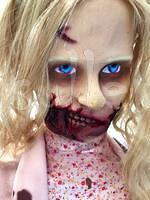 Walking Dead Teddy Bear Girl (7)