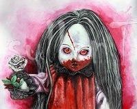Living Dead Dolls Art
