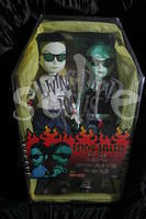 Living Dead Dolls, Exclusive, Psycho Billies