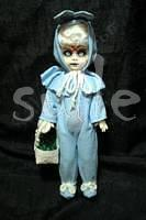 Handmade 2003 Chiller Blue Eggzorcist Living Dead Dolls