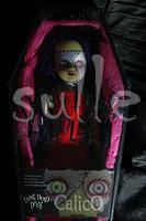 Living Dead Dolls, Series 6, Calico